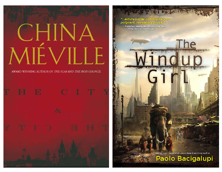 The City and the City / The Windup Girl