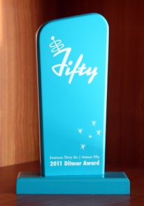 Ditmar Award 2011