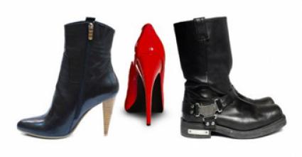 SlutWalk Shoes