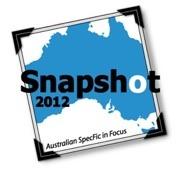 Aussie Spec Fic Snapshot 2012