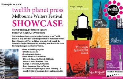 Twelfth Planet Press Showcase