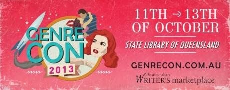 GenreCon 2013
