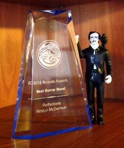 Aurealis Award 2012